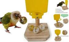 New listing Tumenque Bird Toys Bird Trick Tabletop Toys Interactive Toy basketball toys