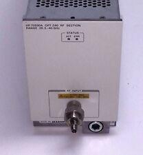 HP 70590A Spectrum Analyzer RF Module, 26.5 to 40 GHz Agilent OPT Z40