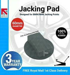 Rubber Jacking Jack Pad Lift Adaptor FOR BMW E46 E90 E91 E92 X1 X3 X5 X6 + MINI