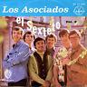 """The Association  7""""  El Sexteto, Vol.3  (rare original Mexico EP 1968)"""