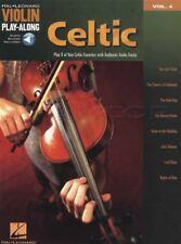 Celtic Violin Play-Along Sheet Music Book & Backing Tracks Audio Volume 4