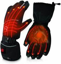 New listing Akaso Heated Gloves For Men Women, Electric Heated Ski Gloves, Waterproof, Breat