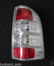 Chrome Rear tail back Light Ford Ranger Thunder lamp O/S 2007+ right hand UK New