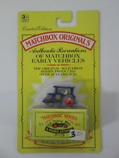 Matchbox Originals Aveling Barford Road Roller No 1