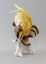 Porzellan Figur großer Paradiesvogel Ens H30cm 9997693