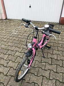 Fahrrad Pegasus für Mädchen rosa 20 Zoll