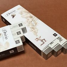 Nespresso ONIRIO Capsules Limited Ed Coffee Espresso Intensity 5 after chocolate
