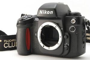 Near MINT/ Nikon F100 Body SLR 35mm Film Camera from Japan #1131
