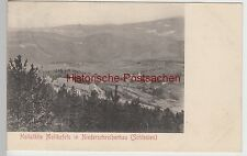 (88026) AK Nieder-Schreiberhau, Szklarska Poręba Dolna, Heilstätte 1908