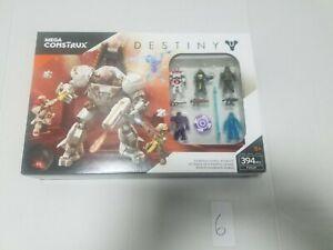 *New Sealed* Mega Construx / Bloks Destiny Dominus Ghaul Assault Set #FVG41 BOX6