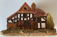 Lilliput Lane Oak Lodge Handmade United Kingdom UK Miniature England Collection