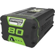 GreenWorks GBA80200 Pro 80V 2Ah Lithium Ion Battery (2901302)