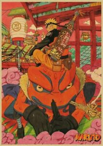 Naruto - Sage Mode Poster 42cm x 30cm