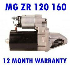 MG ZR 120 160 HATCHBACK 2001 2002 2003 2004 2005 REMANUFACTURED STARTER MOTOR