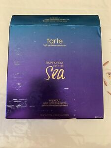 Tarte High-performance Natural Rainforest Of The Sea Color-correcting Pallette