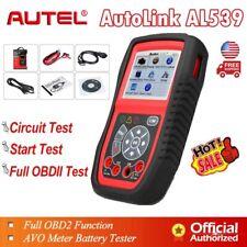 Autel AL539 EOBD Code Reader Car Automotive OBD2 OBDII Scanner as AL519 ML519