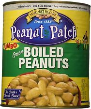 Margaret Holmes Green Boiled Peanuts - 6lb - CASE PACK OF 2