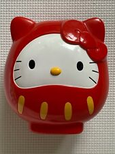 VintageTakaben Limited Sanrio Hello Kitty Daruma Obento Bako Lunch Box fromJapan