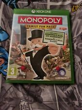 Monopoly Family Fun Pack Microsoft Xbox One