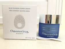 OMOROVICZA HUNGARY Blue Diamond Super-Cream Full Anti-aging 1.7oz New Authentic