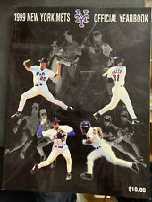 1999 New York Mets Official Yearbook Excellent Condition