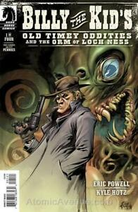 Billy the Kid's Old Timey Oddities and the Orm of Loch Ness #1A VF/NM; Dark Hors