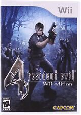 Resident Evil 4 - Wii Edition (Nintendo Wii, 2007)