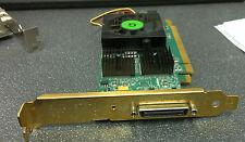 Matrox MGI QID-E128LPAF Quad Output, 128MB PCIe Video Card - FREE SHIP!