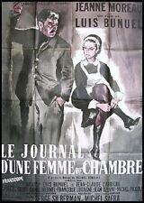 JOURNAL D'UNE FEMME DE CHAMBRE Affiche Cinéma / Movie Poster MICHEL PICCOLI