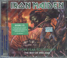IRON MAIDEN FROM FEAR TO ETERNITY BEST  2 CD SET 2011