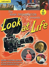 Look at Life volume five 5 Cultural Heritage. 4 discs. New sealed DVD.