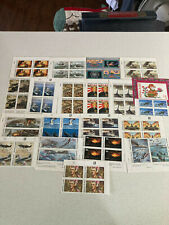 77 Excellent Mint MARSHALL ISLANDS Stamps Blocks Nice Lot