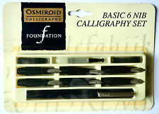 Vintage Osmiroid Calligraphy Pen Basic Set