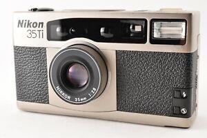 [Near Mint] Nikon 35Ti Point & Shoot Film Camera 35mm f/2.8 from Japan