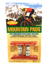 KOOL STOP MOUNTAIN BIKE V-BRAKE PADS SALMON