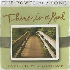 There is a God: Songs of Faith & Assurance by Various Artists (CD, 2011, Curb)