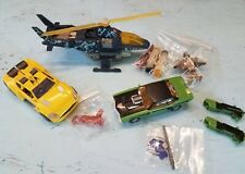 Mixed Lot, Loose Transformers Figures Energon, Cybertron, Universe, Not Complete