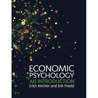 Economic Psychology An Introduction Erik Hoelzl Erich. 9781107040502 Cond=LN:NSD