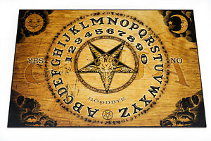 Ouija Board Game And Planchette with instruction for Spirit Hunt