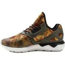 best service 6e532 7b243 Men s Adidas Shoes Tubular Runner Sz 8 Leaf Camo Red Dark Car Fox Red