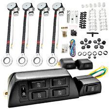 4 Car Window Power Kit For Toyota Matrix Prius RAV4 Supra Tacoma Wagon Yaris