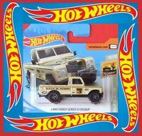 Hot Wheels 2020   LAND ROVER SERIES III PICKUP  3/250 NEU&OVP   neue Farbe