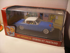 ATLAS Collection les voiture de SPIROU et FANTSIO STUDEBAKER STARLINER 1953 1/43