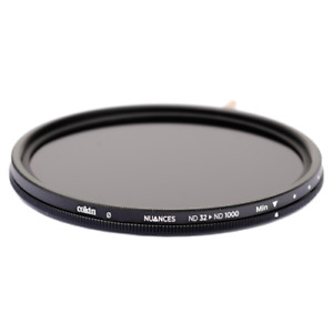 Cokin 77mm Nuances Variable Neutral Density Filter ND32-1000 (5-10 stops)