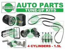 TUNE UP KITS 92-94 TOYOTA PASEO: SPARK PLUG PCValve BELT; AIR, FUEL & OIL FILTER