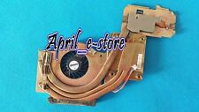 Original Fan + Heatsink for IBM Lenovo Thinkpad T61 T61P 42W2820 42W2028 42X4685