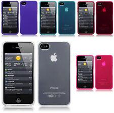 Para Apple iPhone 4 de Apple iPhone 4S TPU Gel Silicona Funda Cubierta