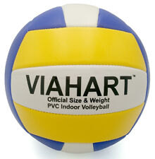 Viahart Soft Play Indoor Pvc Volleyball Official Size and Weight