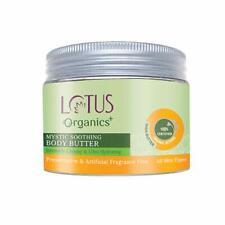 Lotus Organics+ Mystic Soothing Body Butter, 100gm