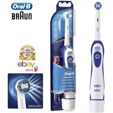 Oral-B Advance Power Spazzolino Elettrico Braun a Batteria 2 Duracell AA incluse